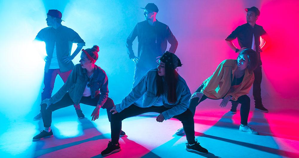 Commercial Dance | Accademia Cecchetti
