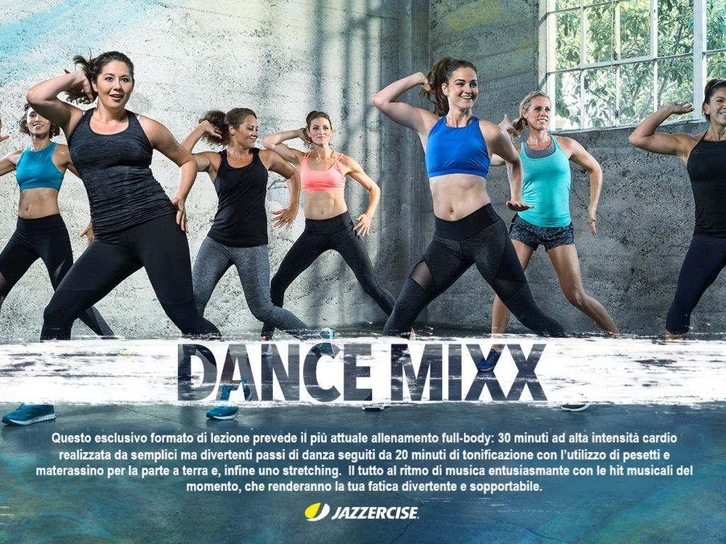 Dance Mix - Jazzercise | Accademia Cecchetti