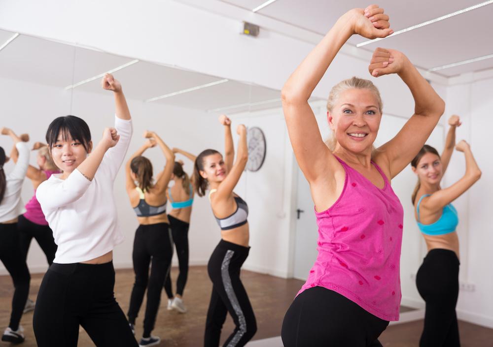 danza moderna per adulti