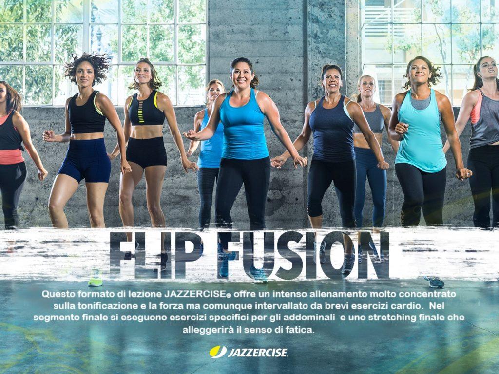 Flip Fusion - Jazzercise | Accademia Cecchetti