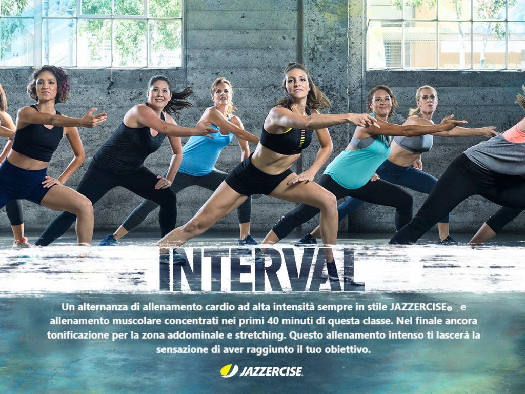 Interval - Jazzercise | Accademia Cecchetti